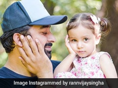 Rannvijay Singha's Birthday Post For His Daughter Kainaat: 'Happy Birthday, <I>Meri Jaan</I>'