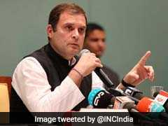 """Don't Impose Your Sexism"": Rahul Gandhi On Row Over ""Mahila"" Remark"
