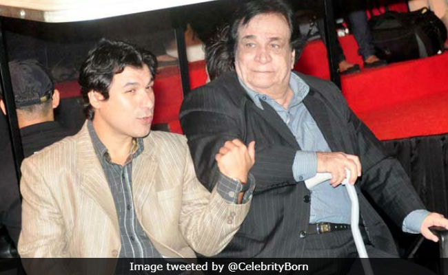 Kader Khan's Son Sarfaraz On His Bollywood Career: 'It Was Fulfilling While It Lasted'