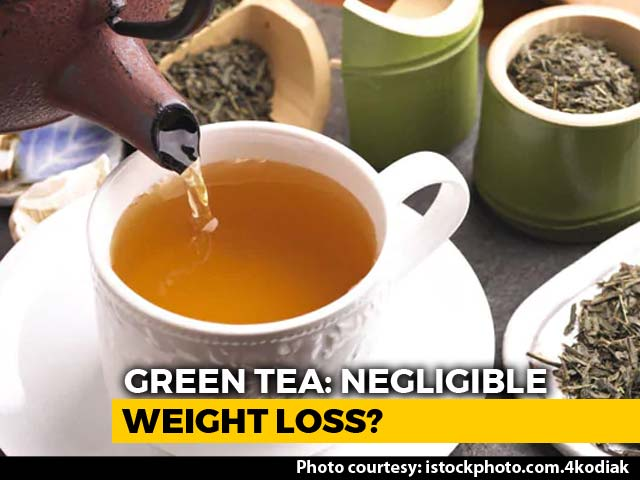 Video : Does Green Tea Help Lose Weight?