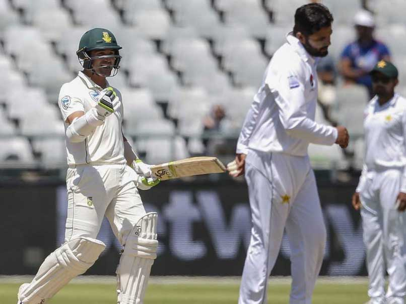2nd Test, Day 4: South Africa Beat Pakistan By Nine Wickets To Clinch Test Series