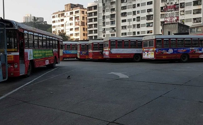 No End To Commuter Woes As Mumbai Bus Strike Enters Ninth Day
