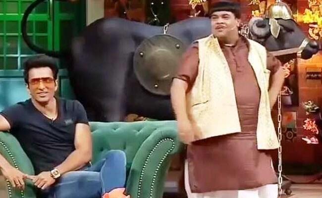 कपिल शर्मा के सामने बच्चा यादव ने जैसे ही लिया रणवीर सिंह की 'साली' का नाम, उड़ गए 'सिम्बा' के होश- देखें  Video