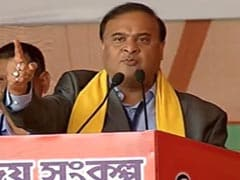 Himanta Biswa Sarma Likens Assam Congress Lawmaker to Pakistan