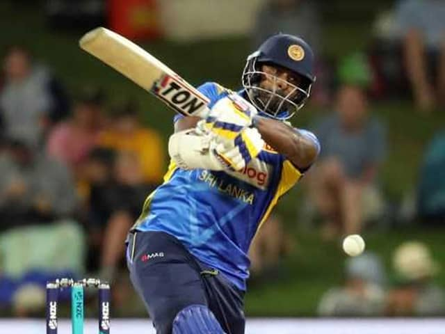 2nd ODI: Thisara Pereras 140 In Vain As New Zealand Snatch Series