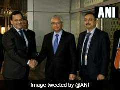 Mauritius PM Pravind Jugnauth In India, To Be Part Of NRI Event
