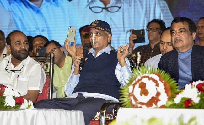 Manohar Parrikar 'Living With God's Blessings', Says BJP Leader