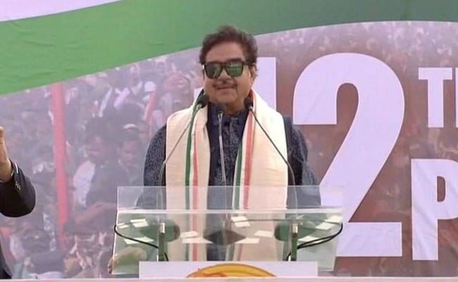 Centre Must Come Out With Details Of Air Strikes: Shatrughan Sinha
