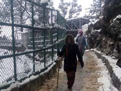 वैष्णो देवी में हुई मौसम की पहली बर्फबारी, मनाली भी बर्फीली चादर में ढंकी, देखें- VIDEO