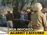 Video : 3 Bulandshahr Accused Apply For Bail, Charged Under National Security Act