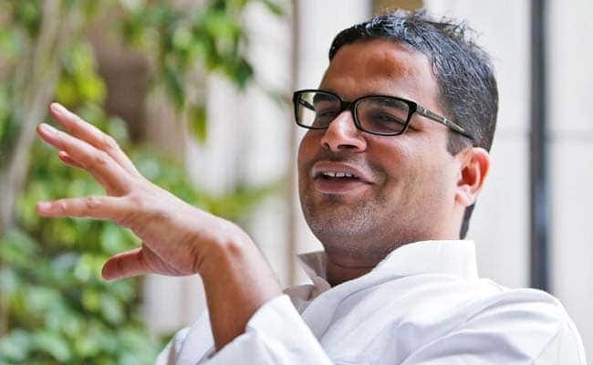 Prashant Kishor Invokes Mahatma Gandhi In Warning Against War Mongering