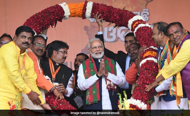 Was Congress Running 'Sarkar' Or Michel Mama's 'Durbar', Asks PM Modi