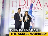 Video : Sachin Tendulkar Launches Dipa Karmakar's Biography
