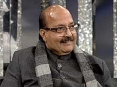 Amar Singh, The Deft Political Player With Friends In Every Room