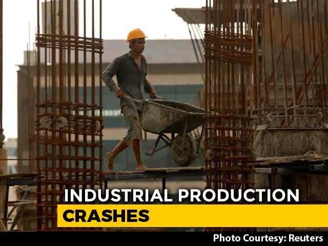 Video : Factory Output Growth Slumps To 0.5% In November, Slowest Since June 2017
