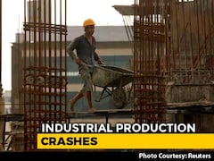 Video: Factory Output Growth Slumps To 0.5% In November, Slowest Since June 2017