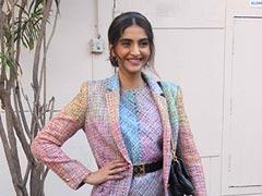 Like Sonam Kapoor, Wear The Rainbow In 6 Fashionable Ways