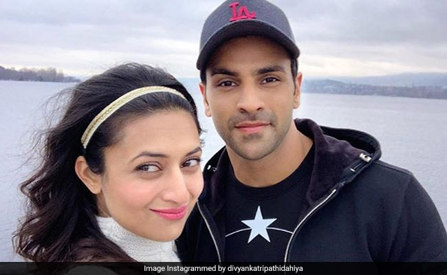 Divyanka Tripathi Marks Engagement Anniversary With Post For Husband Vivek Dahiya: 'Getting Married To You Was The Best Karma Of My Life'