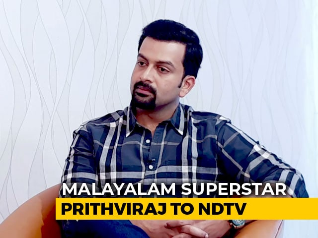 Video : Web Platforms & Cinemas Can Co-Exist: Prithviraj Sukumaran