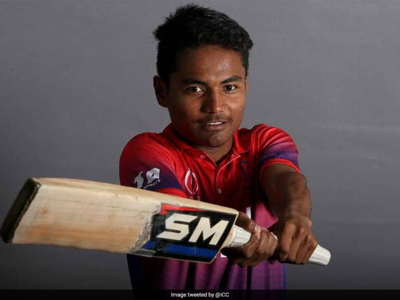 Nepals Rohit Paudel Breaks Sachin Tendulkars Long-Standing Record In International Cricket