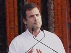 लोकसभा चुनावों के बाद कांग्रेस सत्ता में आयी तो देश में हर गरीब को न्यूनतम आय की गारंटी देगी : राहुल गांधी