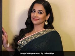 Vidya Balan To Make Tamil Debut In <i>Pink</i> Remake, Also Starring Ajith Kumar
