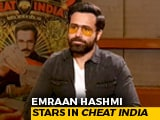 Video : Tried To Break Away From My Image: Emraan Hashmi