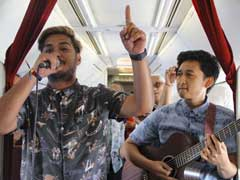 This Airline Brings Live Music To The Skies With In-Flight Concerts