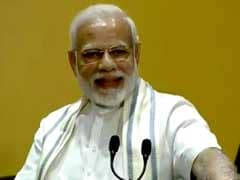 """How's The <i>Josh</i>?"" PM Modi Quotes Hit ""<i>Uri</i>"" Dialogue To Applause. Watch"
