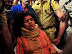 "Woman Who Entered Sabarimala Alleges ""Mother-In-Law Beat Me"", In Hospital"