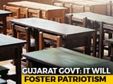 Video : Gujarat Students To Say '<i>Jai Hind, Jai Bharat</i>' During Roll Call