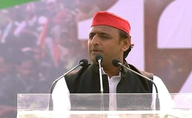 'Nation Stands With You': Akhilesh Yadav To Pilot In Pakistan's Custody