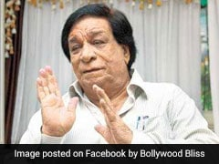 Kader Khan Latest News Photos Videos On Kader Khan Ndtvcom