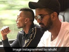 Hardik Pandya, KL Rahul Give Their Statements To BCCI CEO Rahul Johri