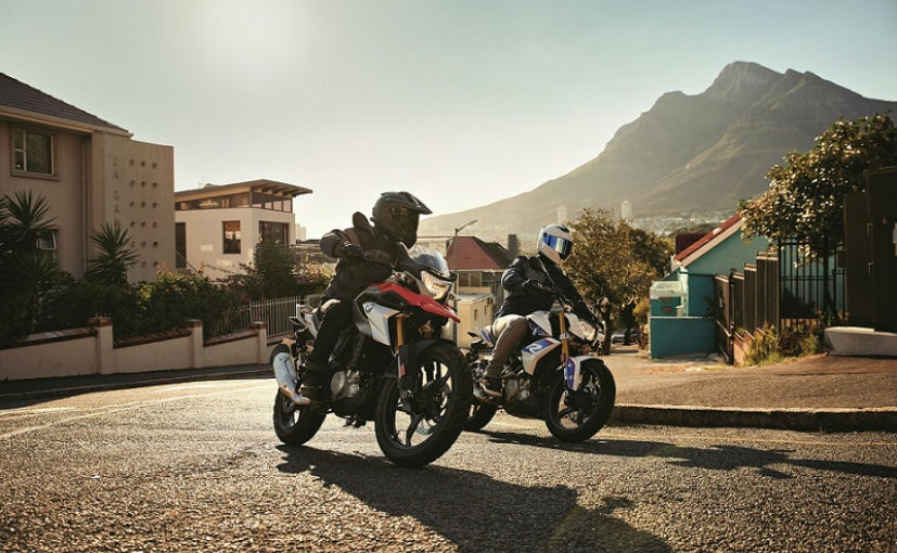 The sales were led by the entry-level BMW G 310 R and BMW G 310 GS