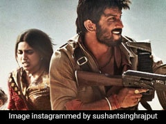 With <I>Sonchiriya</I>'s New Poster, Sushant Singh Rajput And Bhumi Pednekar Announce Trailer Release Date