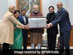 US Professor Philip Kotler Congratulates PM Modi For Leadership Award