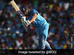 1st ODI: Rohit Sharma Breaks Viv Richards