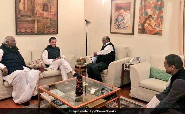 महाराष्ट्र: लोकसभा चुनाव के लिए कांग्रेस-NCP में हुआ सीटों का बंटवारा? 26-22 के फॉर्मूले पर लग सकती है मुहर