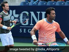 Australian Open 2019: Leander Paes-M Reyes-Varela Crash Out After 1st Round Loss In Men
