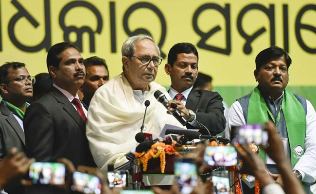 BJD Approaches Poll Body Over State Farm Scheme, BJP On Hoardings