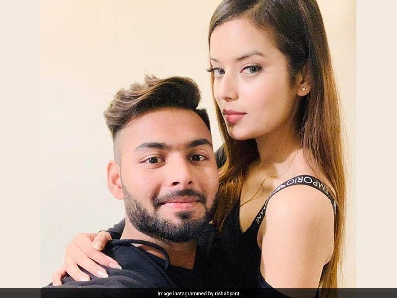 "Who Makes Rishabh Pant ""So Happy""? Answer Lies In This Photo"
