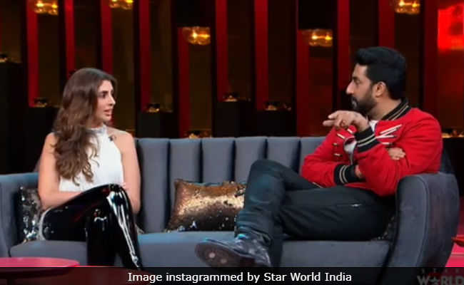 Koffee With Karan 6: Who Is Abhishek Bachchan More Afraid Of - Wife Or Mom? Sister Shweta Knows