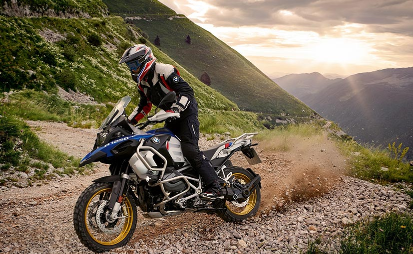 Bookings for the 2019 BMW 1250 GS are open at a token amount of Rs. 5 lakh