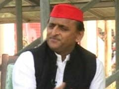 """Can Give Congress 2 Seats In UP They Have Always Held"": Akhilesh Yadav"