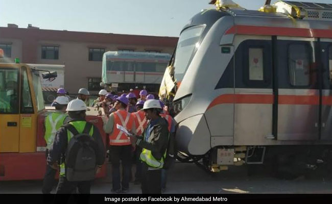 Ahmedabad Metro's Trail Run Conducted, Services Likely To Start From March