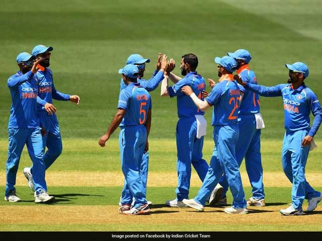 India Vs Australia, 3rd ODI: India Beat Australia By 7 Wickets