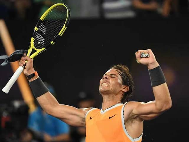 Australian Open: Rafael Nadal Beats Stefanos Tsitsipas To Enter Mens Singles Final
