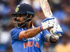 """Greatest ODI Batsman Ever"": Michael Clarke, Unabashed Kohli Fan, Claims"