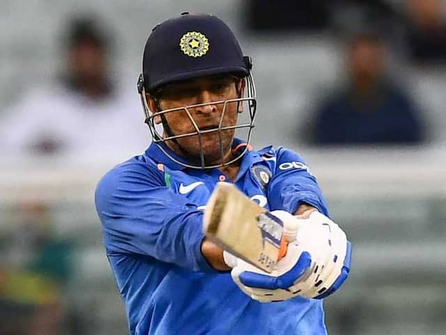 Fans Thrilled After ICC Puts MS Dhonis Picture As Twitter Cover Image